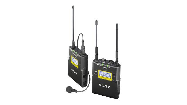 UWP-D11 (Sony) ワイヤレスピンマイク